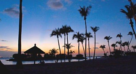 Tanjong Beach, Sentosa, Singapore